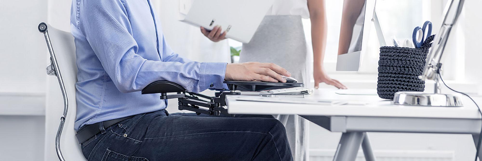 Équipement de bureau et informatique - Handicap & TMS