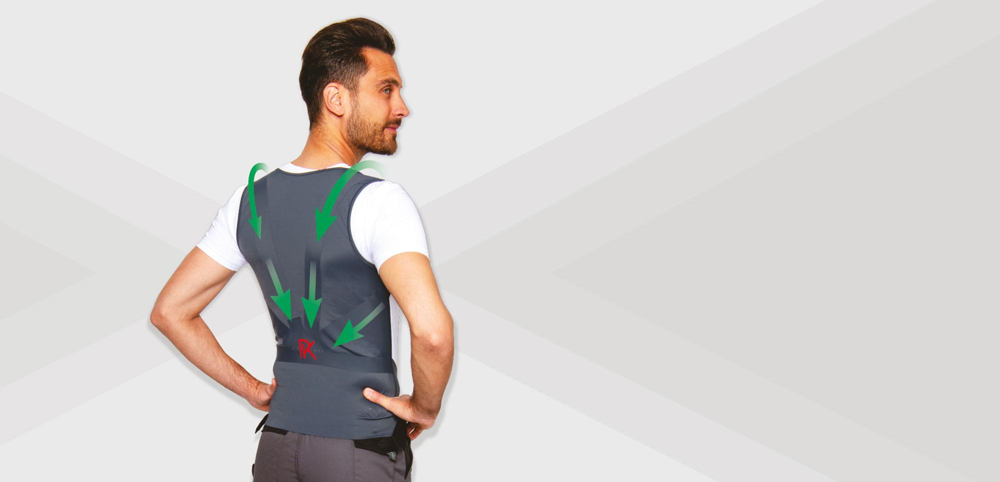 Packs dédiés et vêtements de soutien - Handicap & TMS