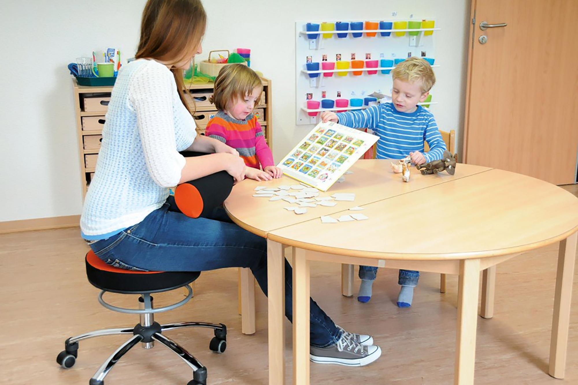 Petite-Enfance Éducation - Prévention des TMS