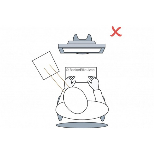 FlexDesk 640 - Porte-documents et surface d'écriture coulissante