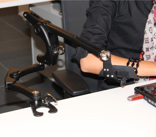 Edero suppléance mécanique pour membres supérieurs