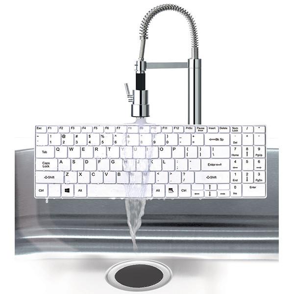 Its Cool Clavier étanche, désinfectable et lavable avec pavé numérique