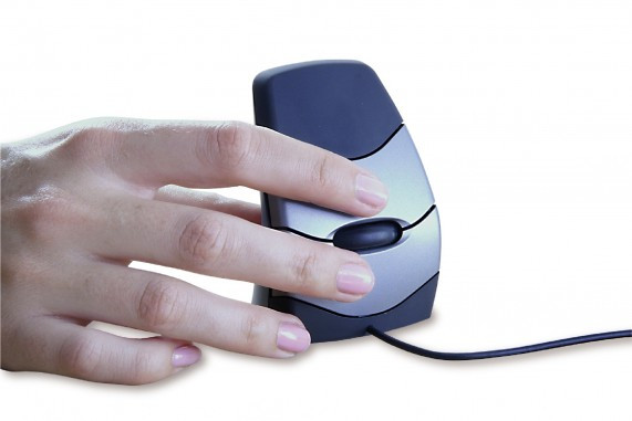 DXT Precision Mouse II - Souris ergonomique filaire