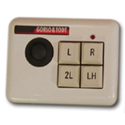 Mini-Trackball Orion Gorlo & Todt boule à gauche