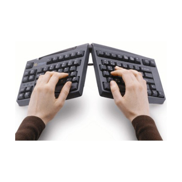 Goldtouch Adjustable Comfort - Clavier ergonomique