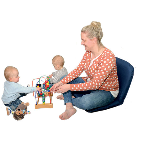 Assise de sol pour la petite enfance Clappy