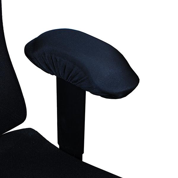 Les chaussettes pour accoudoir de siège sont un accessoire robuste, facile à installer disposant d'une double couche en mousse améliorant le confort de l'appui des avant-bras en contact avec l'accoudoir du siège.