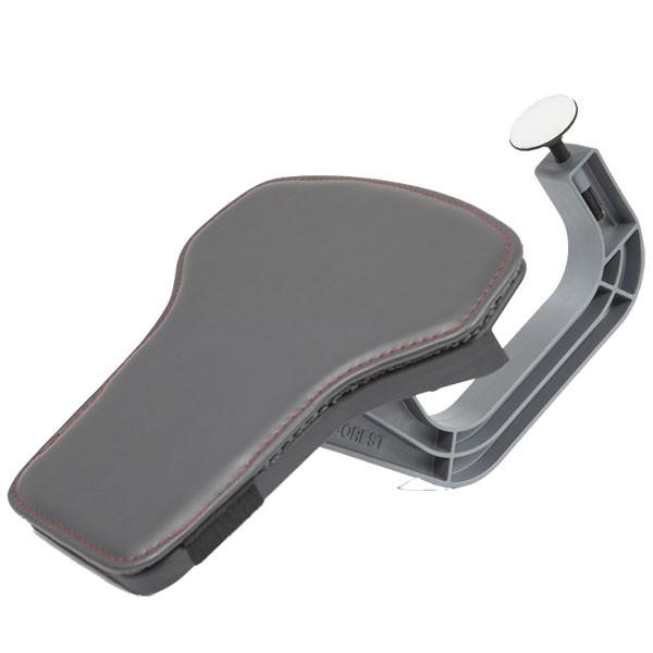 Option coussin confort pour repose-bras ergorest