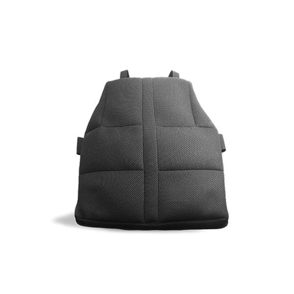 Dossier ergonomique Ergoback intégrale anti-chocs, trépidations et vibrations pour engins de chantier et véhicules