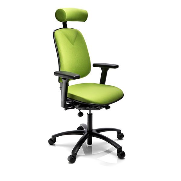 Höganäs + sièges ergonomiques adaptables - vert