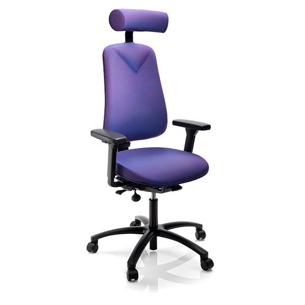 Höganäs + sièges ergonomiques adaptables - violet