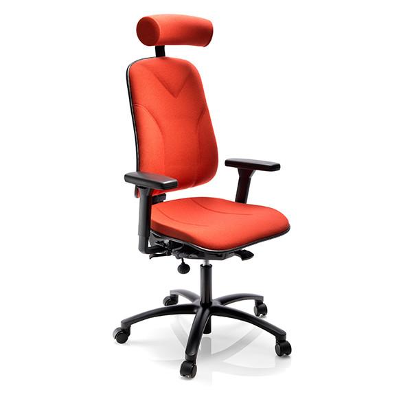 Höganäs + sièges ergonomiques adaptables - rouge