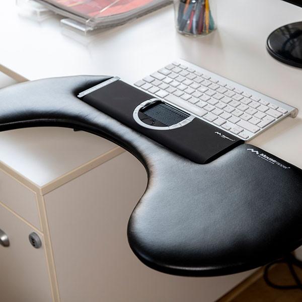 Repose-bras ergonomique MouseTrapper Armrest