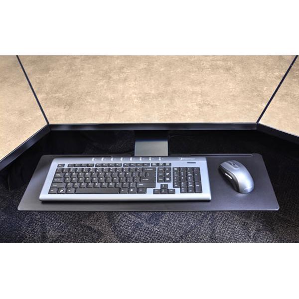 Neo-Flex Ergotron Bras et plateau pour clavier sous bureau