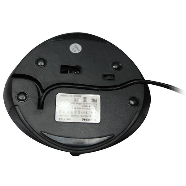 Oyster Mouse - Souris ergonomique réglable ambidextre