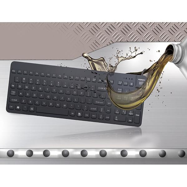 Really O' Cool clavier intégralement étanche pour conditions de travail extrêmes