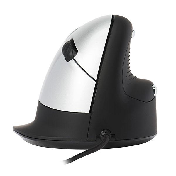 Souris verticale ergonomique R-Go HE Mouse Break avec alerte d'utilisation