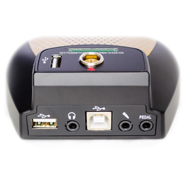 Microphone sur table TableMike USB 9-en-1 pour la reconnaissance vocale