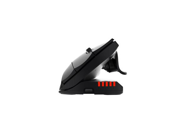 Souris ergonomique verticale entièrement réglable et personnalisable