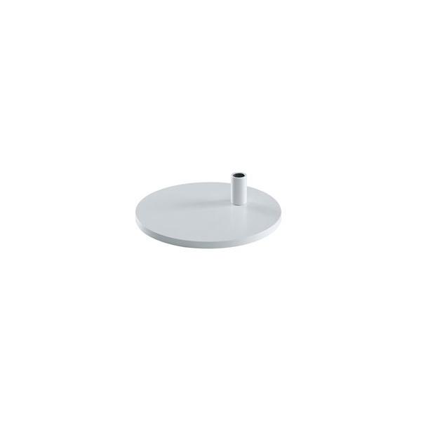 Lampe de bureau professionnelle Waldmann PARA.MI socle blanc