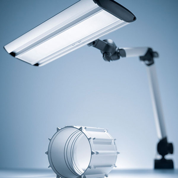 Lampe de bureau professionnelle Waldmann TANEO