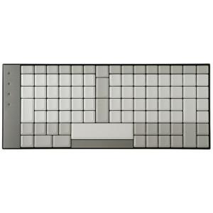 Clavier ergonomique à disposition matricielle TypeMatrix 2030