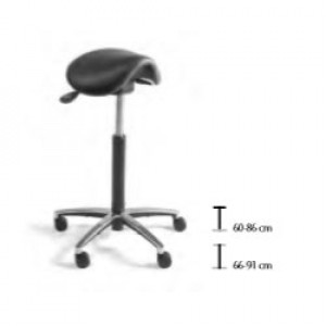 Tabouret selle assis-debout ergonomique Welsit