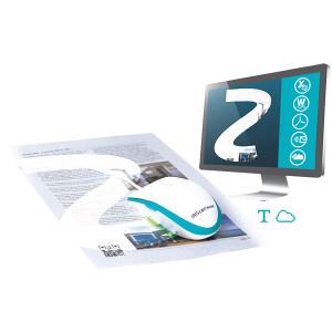IRISCan Mouse Executive : pour scanner et convertir en texte tous types de documents imprimés