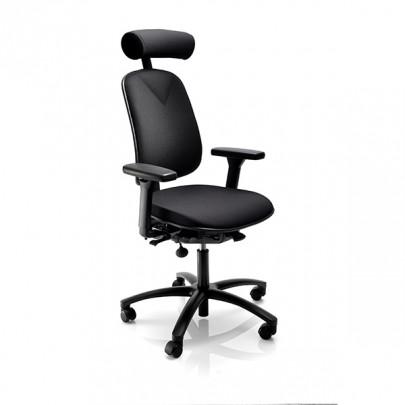 Höganäs + sièges ergonomiques adaptables - noir