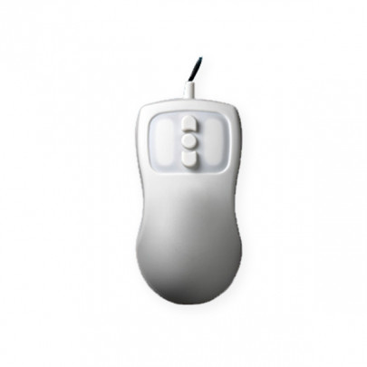 Petite Mouse - Souris étanche blanche