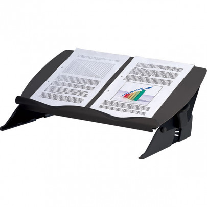 Porte-document ergonomique incliné et coulissant Holder
