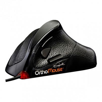 Souris ergonomique sans molette de défilement OrthoVia OrthoMouse