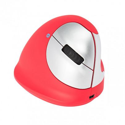 Souris verticale ergonomique Bluetooth R-Go HE Mouse Sport pour prévenir les TMS